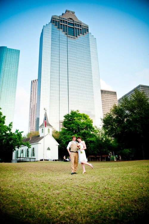 Texas Chapel Wedding