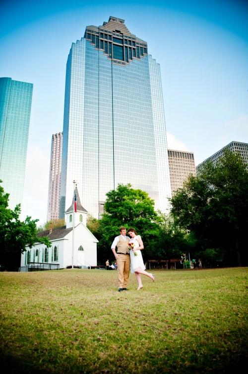 Texas Chapel Wedding