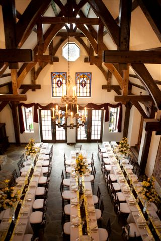 castle ladyhawke wedding