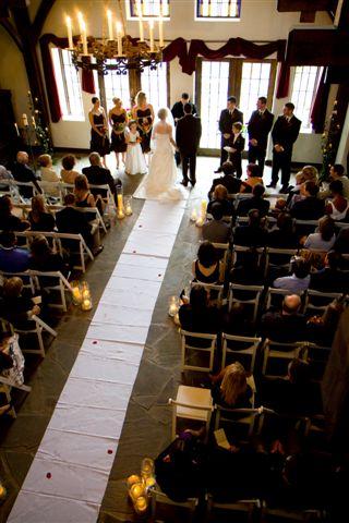 castle ladyhawke ceremony