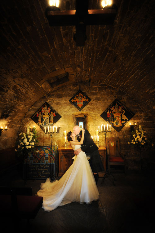 scottish castle destination wedding