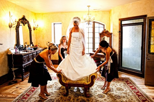 castle ladyhawke bride