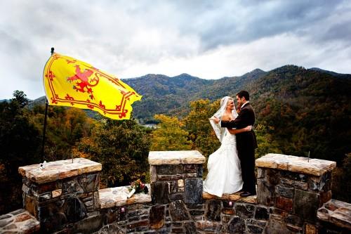 castlel ladyhawk wedding