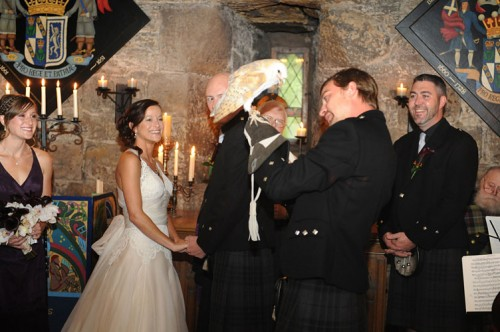 castle ceremony in scotland