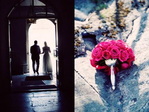 wedding couple in sweden