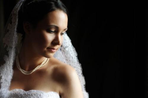 scottish destination wedding bride
