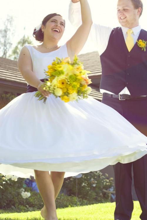 small diy wedding