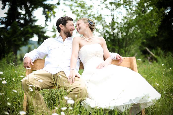 intimate wedding in wa