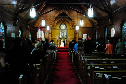 small wedding ceremony ontario