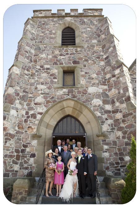 family photo blomindon inn