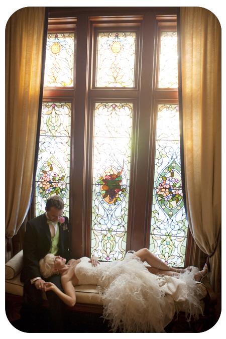 bride and groom in nova scotia