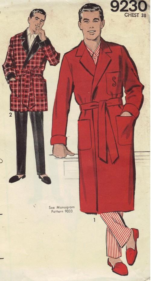 vintage fashion men