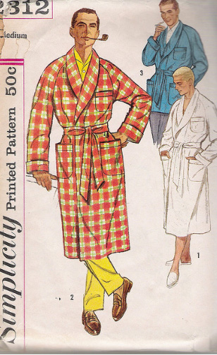 vintage fashion men