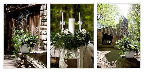 celtic themed wedding decor