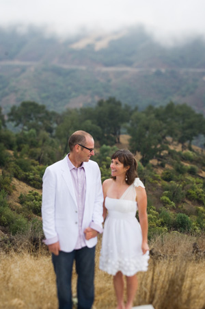 California outdoor elopement