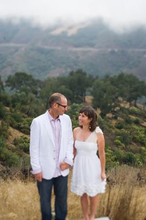 California outdoor elopement