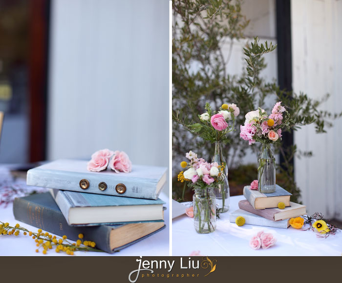 Library-Themed Weddings