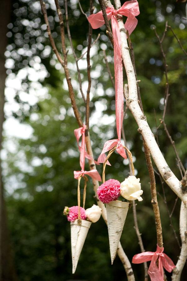 Birch Bark Wedding Ideas