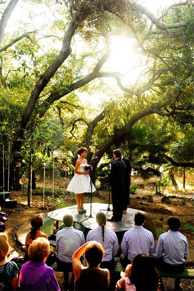 California Wedding Venue Hidden Valley