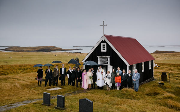 iceland intimate wedding venue
