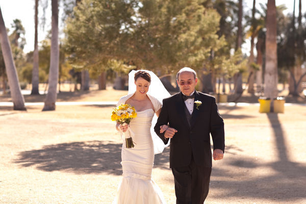 outdoor phoenix wedding
