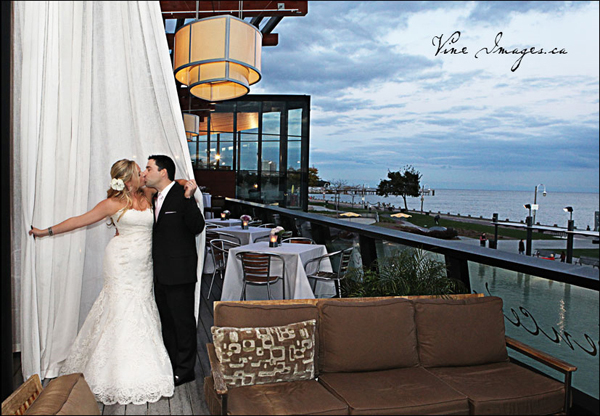 spencers at the waterfront intimate wedding venue