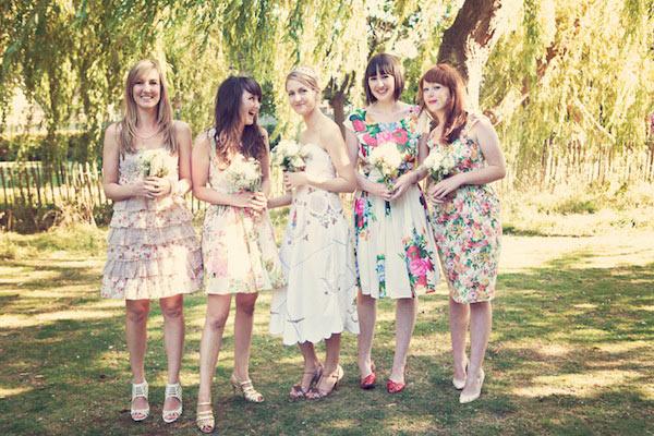 Vintage Wedding Bridesmaids Dresses 34 Ideal Photo
