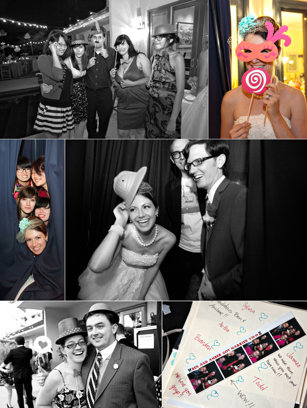 wedding photobooth inspiration