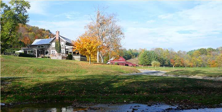 west virginia intimate wedding venue creekside resort and spa