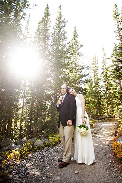 Colorado elopement daniel and kellies real wedding forest elopement junglespirit Image collections