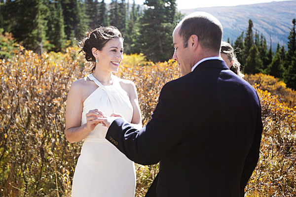 Colorado National Park elopement