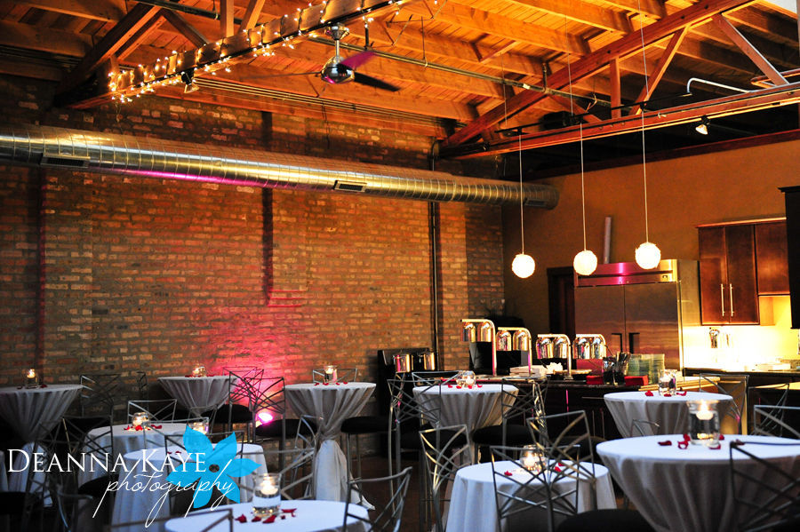 Top 5 modern intimate chicago wedding venues loft on lake junglespirit Gallery