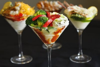Mashed Potato Bar Latest Wedding Food Craze