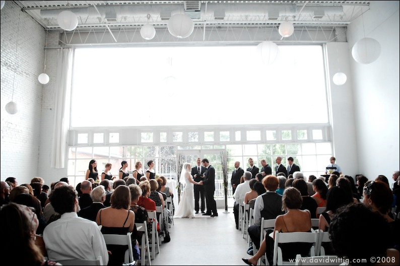 Prairie Productions Chicago Wedding