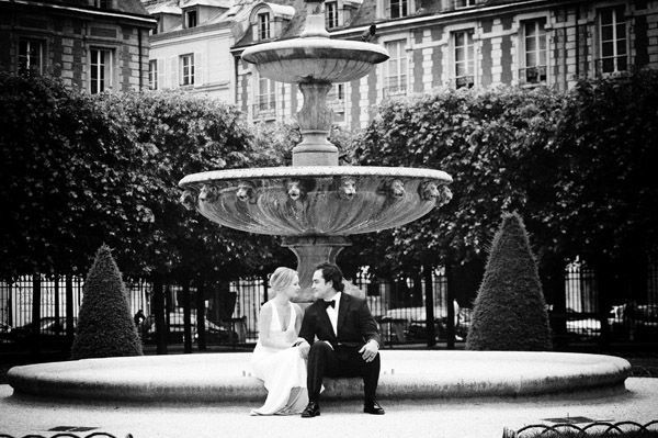 small paris wedding