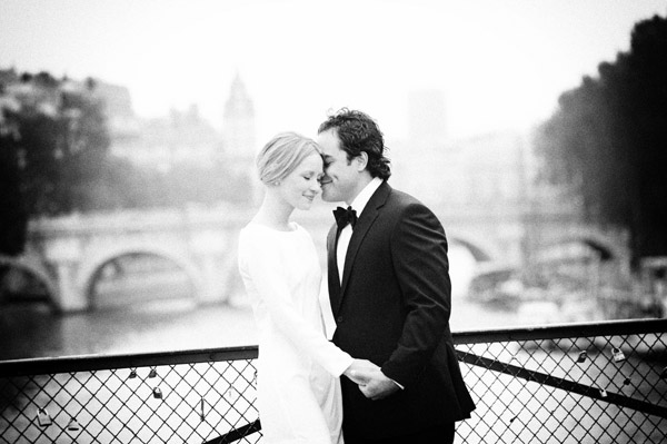 vintage paris france wedding