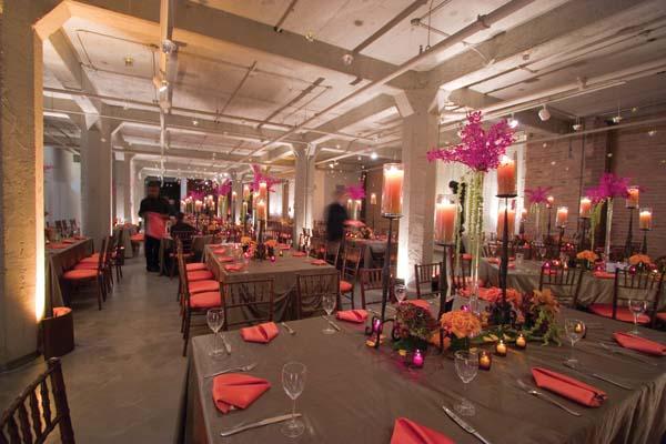 B Art: Top 5 Modern, Intimate Chicago Wedding Venues