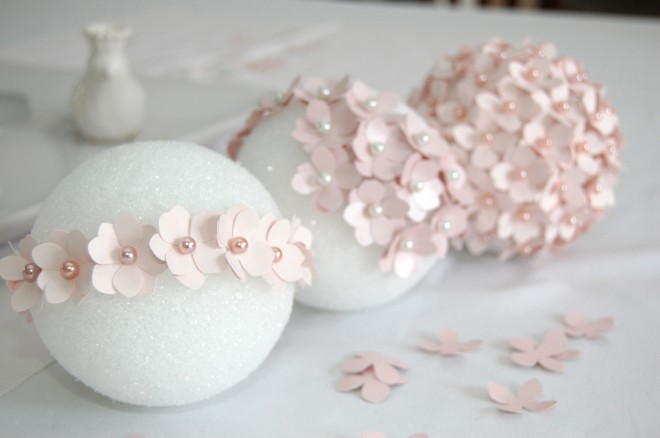Paper Flower Balls For Wedding DIY Pomander Paper Hydrangea