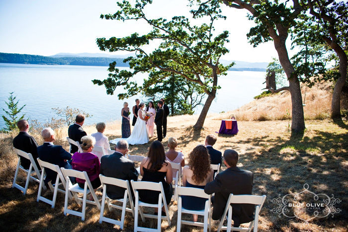 galiano island wedding