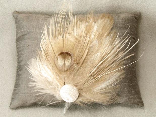 vintage hair fascinator