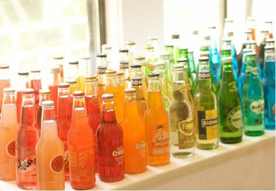 wedding soda