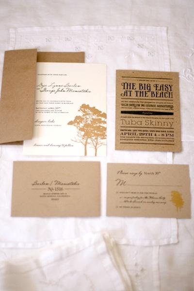 Rustic Wedding Ideas Get Krafty – Rustic Wedding Invitations Kraft Paper