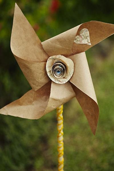 Rustic Wedding Ideas: Get Krafty!