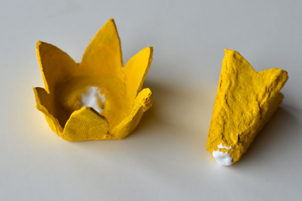 yellow-paper-flowers