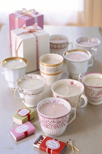 Tea Party Wedding Ideas Vintage Teacups And Teapots