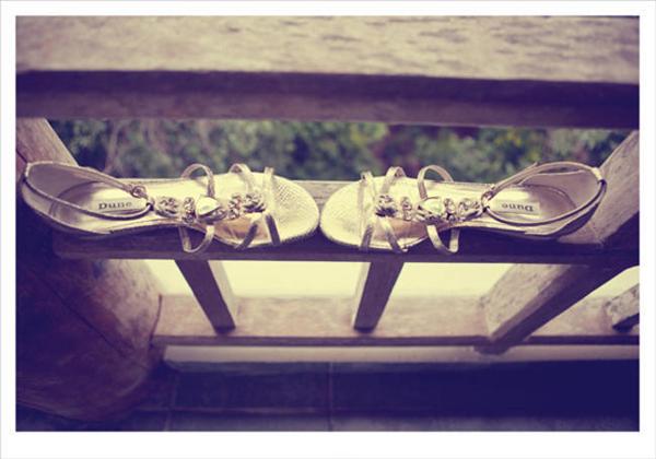 silver wedding sandals
