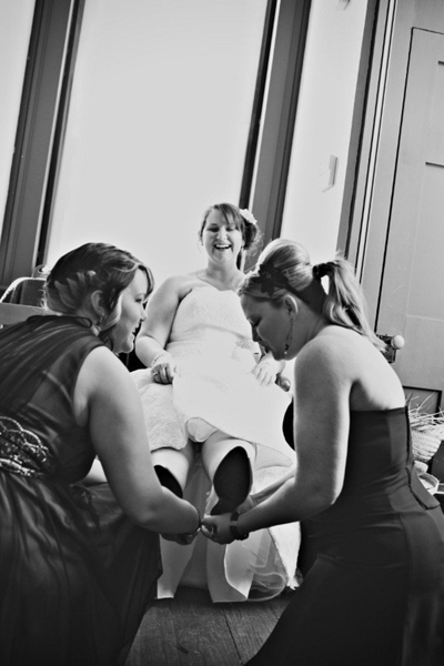 Lawrenceville Seminary wedding