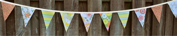 diy wedding banner