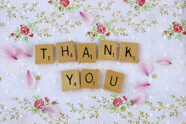 Creative Thank You Card Ideas