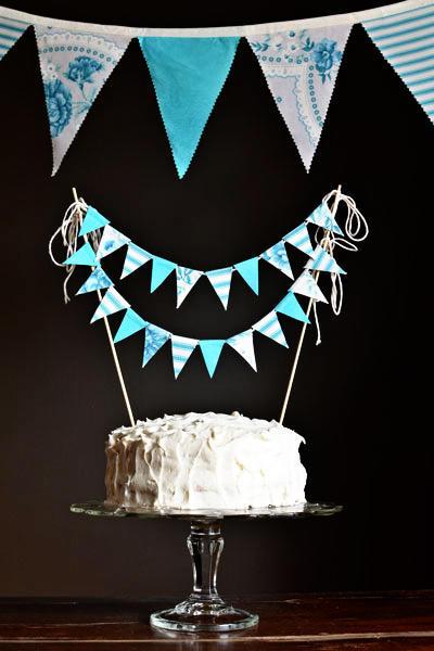 cake bunting good